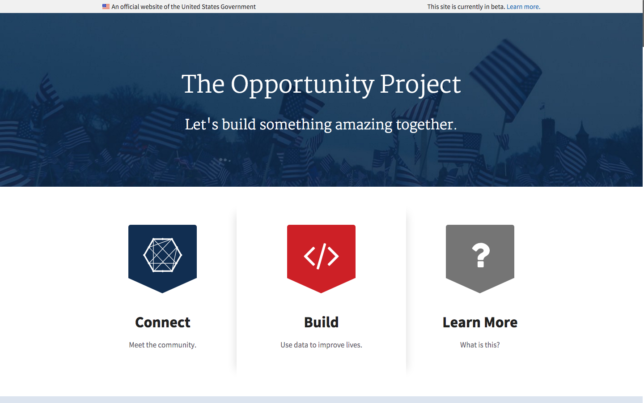 IoT Smart Cities - White House Opportunity Project