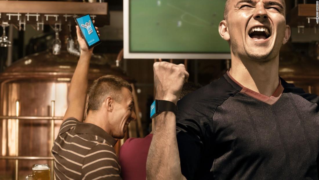 IBM Watson IoT - IoT Sports Fan Experience