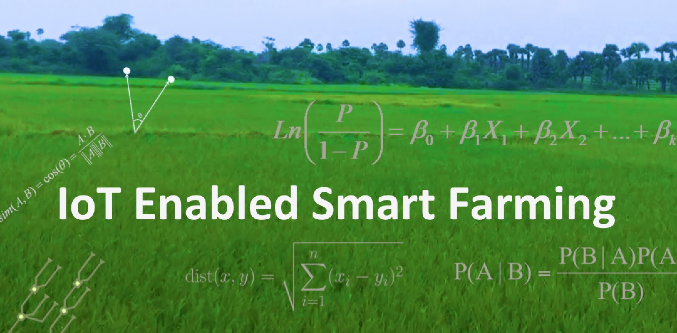 Agriculture-Farming vendors solutions - IoT Enable Smart Farming