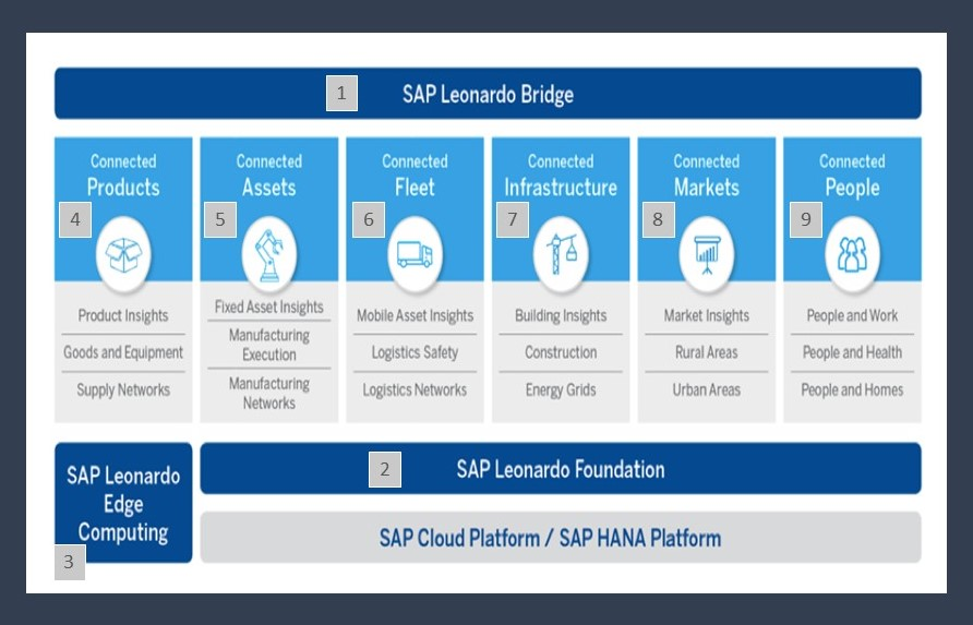 SAP Leonardo Diagram