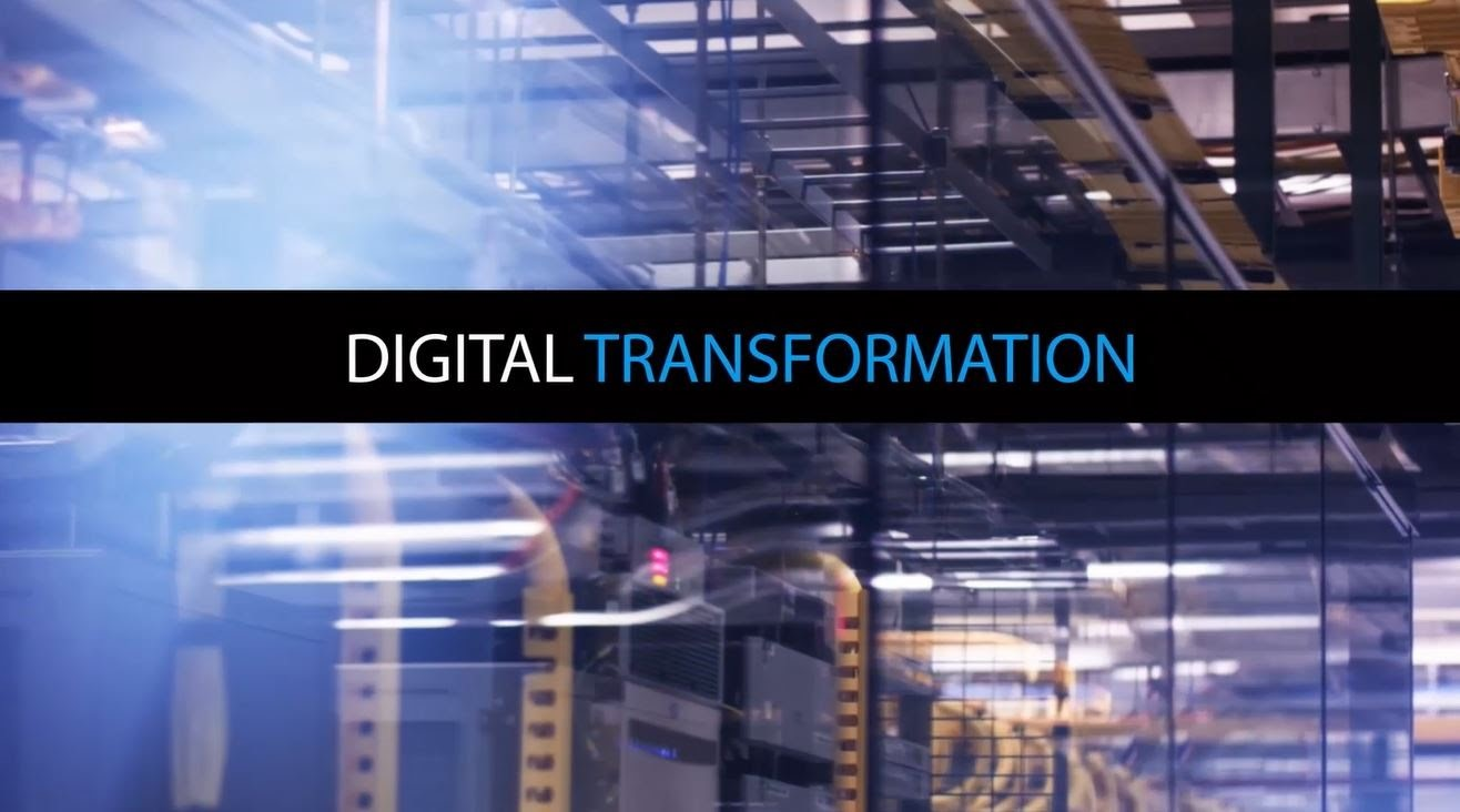 Digital Transformation - Digital Transformation in the industry