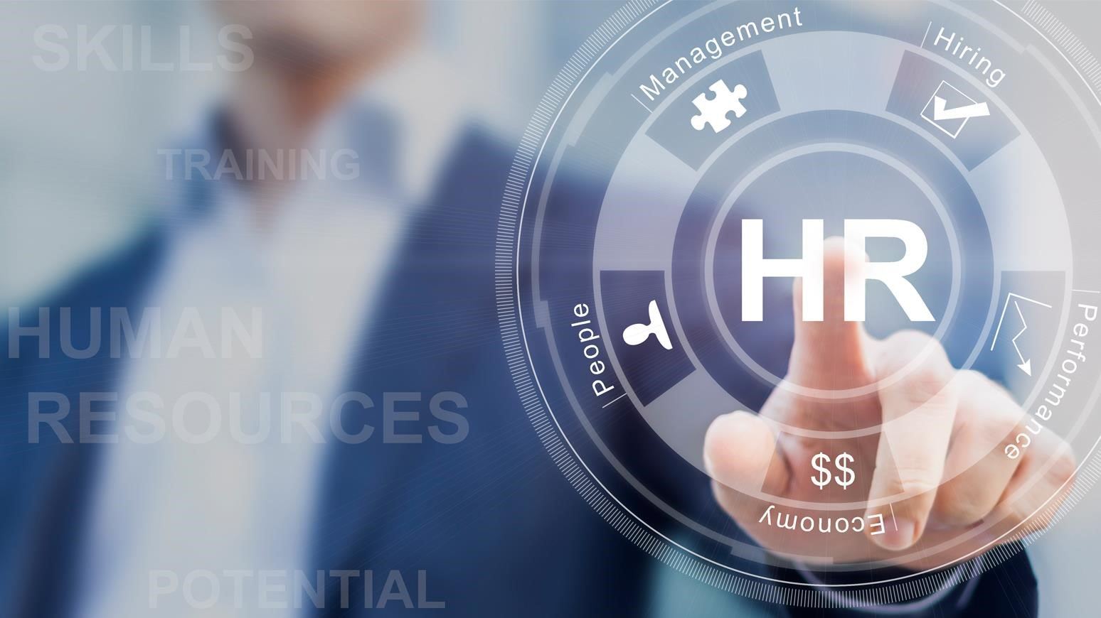 HR Organizations in the Digital Economy